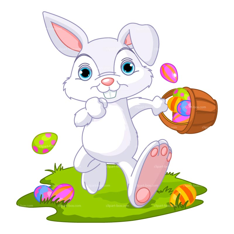Happy Easter From Your Favorite Bunny